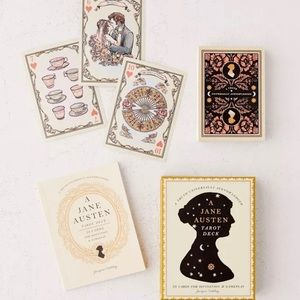 Urban Outfitters Other - Jane Austen Tarot Deck